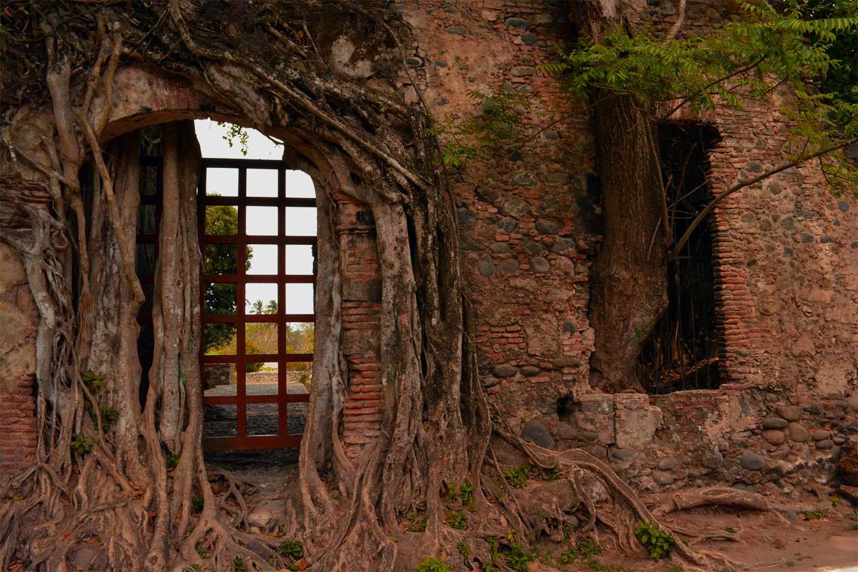 Uno de los edificios coloniales más antiguos de méxico
